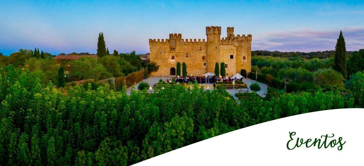 Castillo de la Arguijuela - Eventos en Cáceres