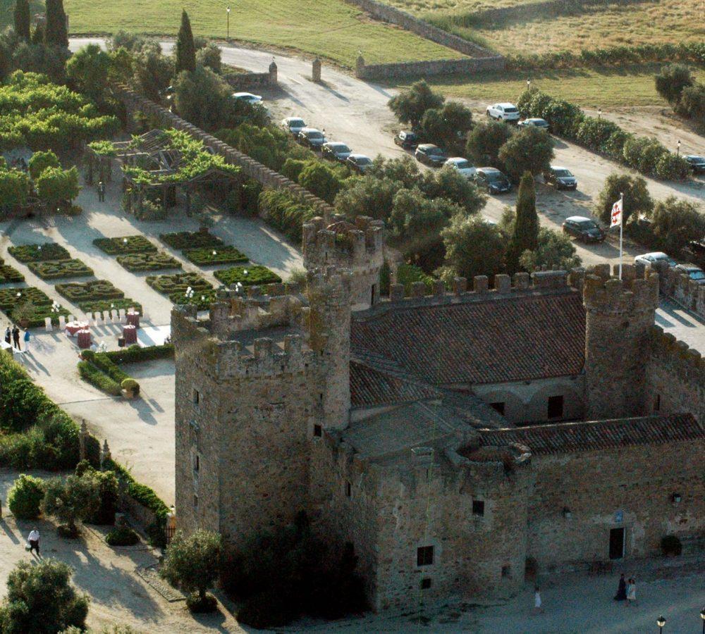 Castillo de la Arguijuela - Bodas y eventos en Cáceres